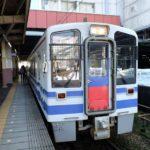 新潟周辺鉄路乗り潰しの旅。1日目