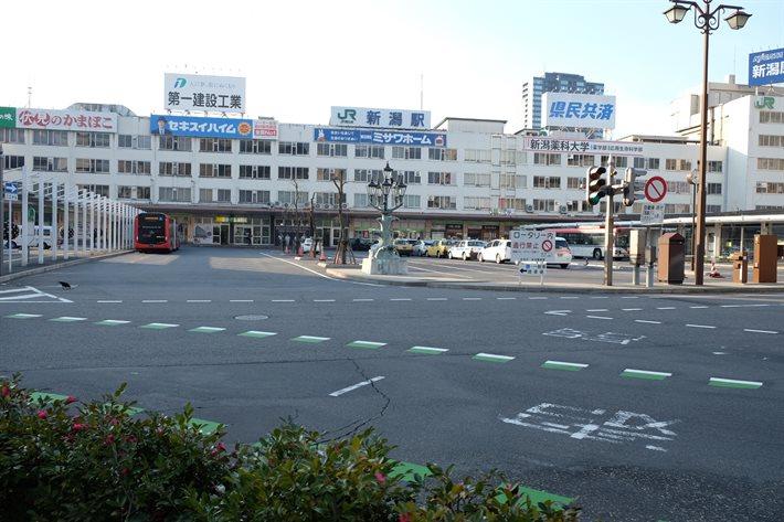 新潟周辺鉄路乗り潰しの旅。2日目