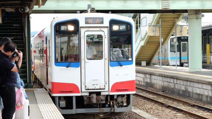 三連休東日本・函館パスで行く、東北地方乗り鉄の旅@2日目
