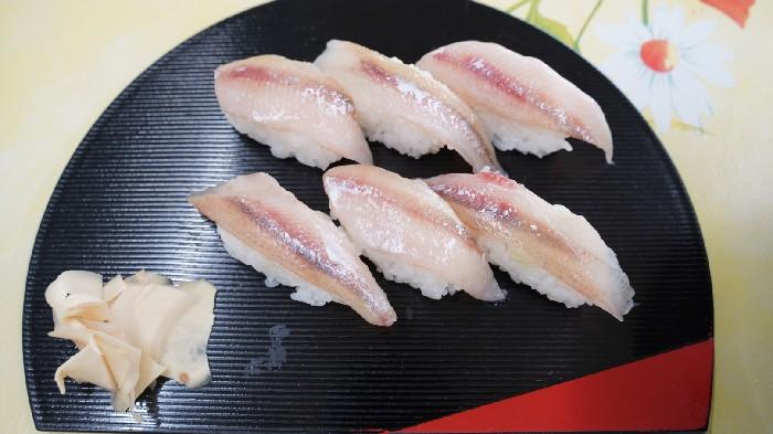 Spring Japan(春秋航空日本)で行く北海道の旅:1日目(鵡川のししゃもとトリトンの寿司を堪能)