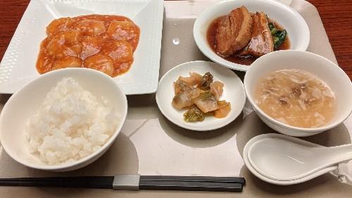 ITS健保の中華レストラン「桜華樓」のランチがコスパ最高だった