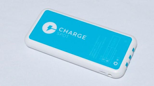 モバイルバッテリーシェアリングのChargeSPOTが12月31日まで1時間まで何度でも無料キャンペーン実施中