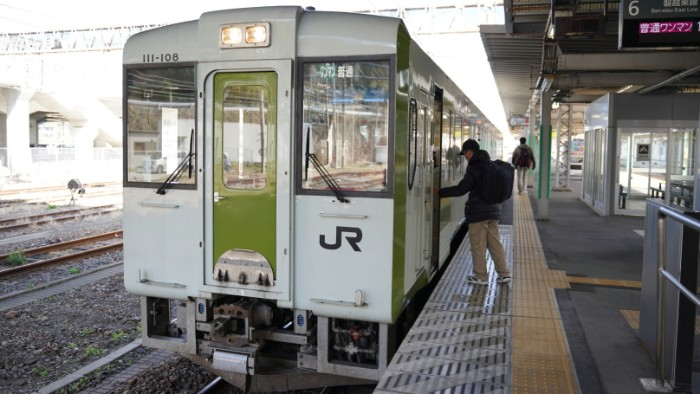 全線再開した常磐線で行く仙台&福島の18きっぷ列車旅:2日目